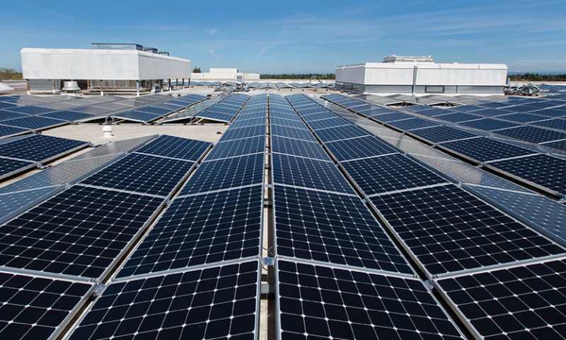 Sunpower Commerciëel Project